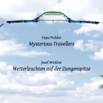 Buchprojekt Mysterious Travellers